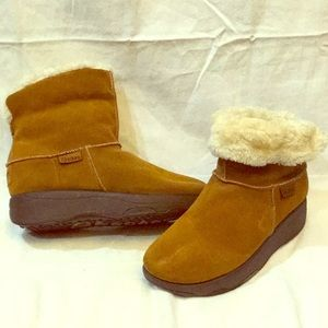 Skechers Tone-up winter boots